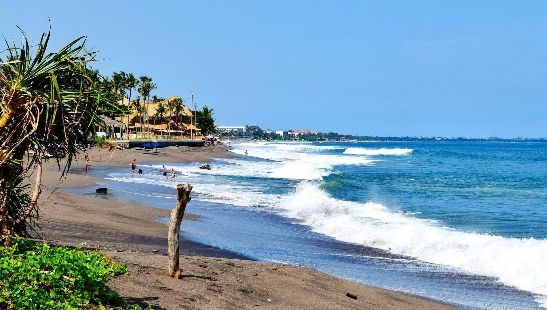 Quelles plages pour Surfer à Canggu